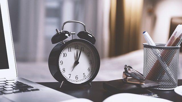 時間管理ツールの導入